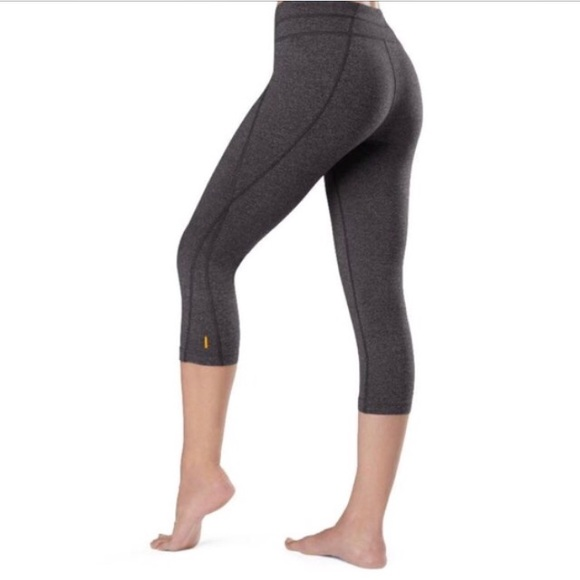5ba7c43d35 Lucy Pants | Powermax Hatha Collection Workout Capri Sz L | Poshmark